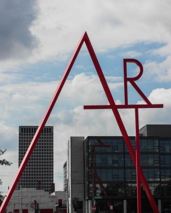 Art Statue- Columbus, OH