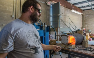 Adlai Stein - Macabee Metals Blacksmithing