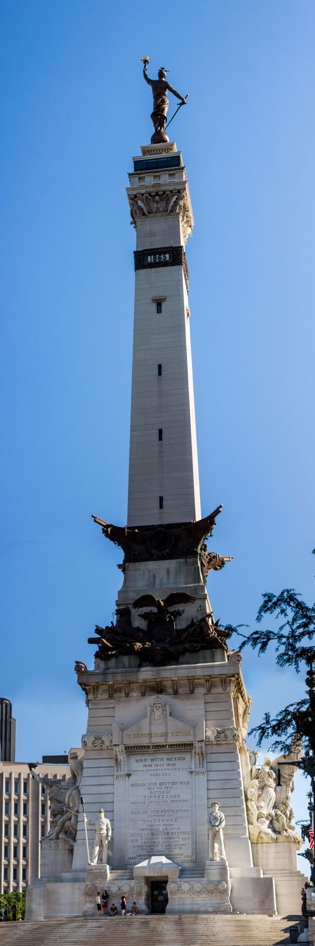Indy War Memorial