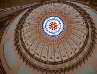 Rotunda at Ohio Statehouse