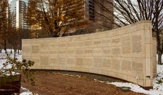 War Memorial Ohio Statehouse