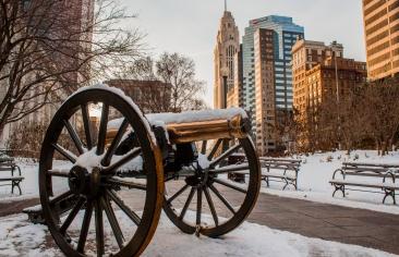 Cannon and Skyline Columbus Ohio