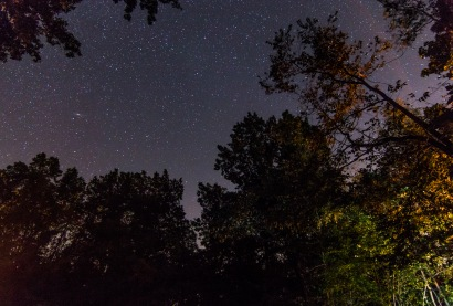 Stars over Delaware State Park- Delaware, OH