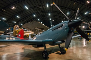 Supermarine Spitfire XI modified for reconnaissance