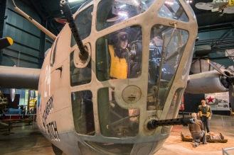 B-24 Liberator Nose Gunner