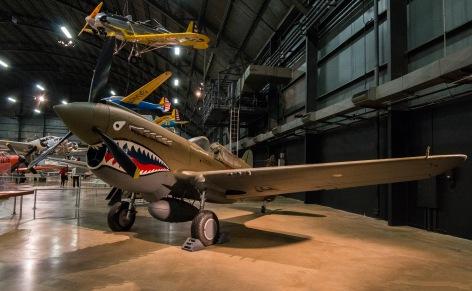 Curtiss P-40 Warhawk/Kittyhawk