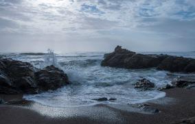 Moonstone Beach California