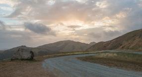 California Sunset