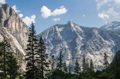 King's Canyon Mountains