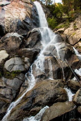 Waterfall King's Canyon
