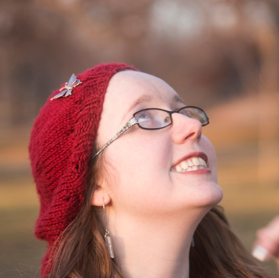 Headshot session at Goodale Park