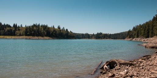 Lake on Way to Paradise