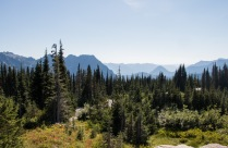 Paradise WA, Tatoosh Mountains