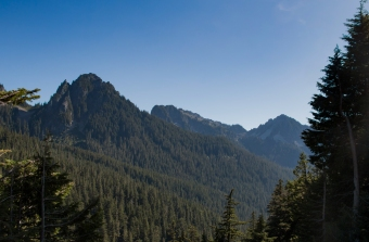 Paradise Tatoosh Mountains