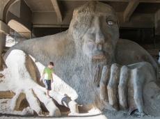Fremont St. Troll