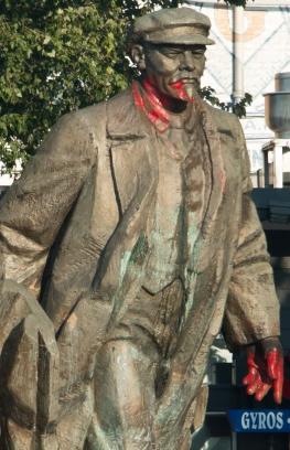 Lenin Statue in Fremont